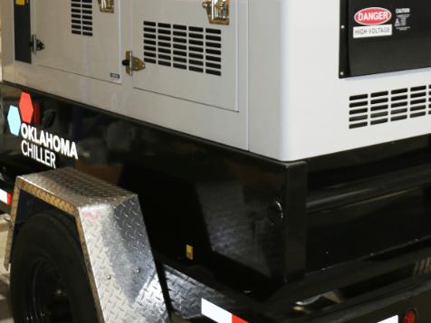 Oklahoma Chiller Rental Equipment